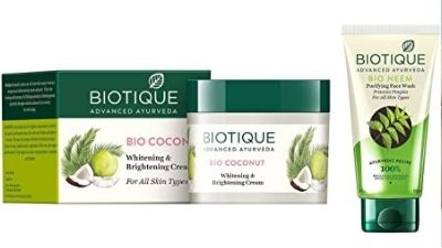 100% Pure and natural advanced treatment with Boi-technology from switzerland.